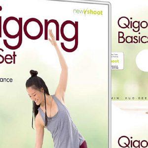 Beginner Qigong Exercise DVDs