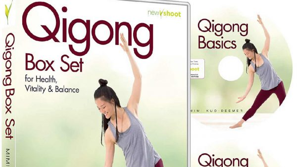 Beginner Qigong Exercise DVDs