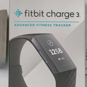 Fitbit Charge 3 advanced fitness watch