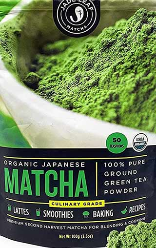 Matcha Green Tea from Japan