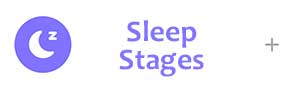 Fitbit app sleep stages
