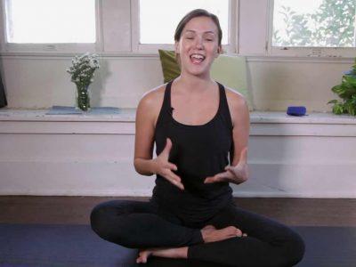 yoga by Adriene Mishler