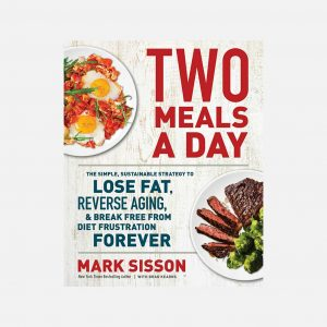 2 meals a day